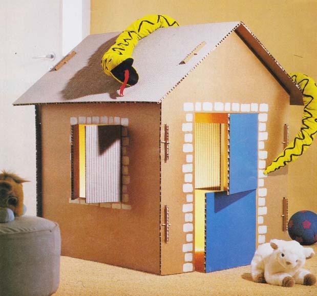 jak zrobic domek