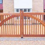 Jak zrobić drewnianą bramę cz.1