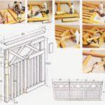 Jak zrobić drewnianą bramę cz.2